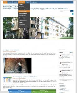 ny hemsida demo