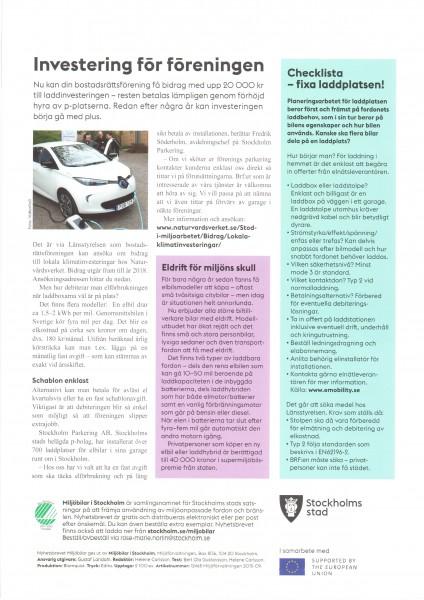 2015 miljöbilar och laddstolpar (baksida)